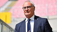 Italský trenér Claudio Ranieri