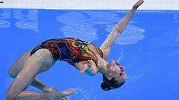 Ruská hvězda synchronizovaného plavání, Varvara Subbotinová, promluvila o přísných pravidlech svého sportu i tvrdé přípravě.