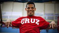 Portoričan Orlando Cruz.