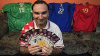 Josip Kovačevič z Chorvatska zakoupil vstupenky na EURO legálně, na překupníky je však potřeba si dát pozor