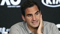 Slavný Roger Federer vynechá i blížící se turnaj v Miami.