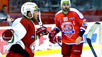 Hokejový útočník pražské Slavie Tomáš Šmerha putuje na střídavý start do extraligového Kladna.