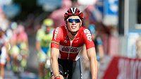 Belgický cyklista Stig Broeckx