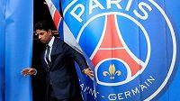 Prezident francouzského klubu PSG je vyšetřován v případu údajné korupce.