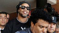 Brazilská fotbalová hvězda Ronaldinho oslavil nedávno čtyřicátiny.