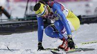 Ukrajinská běžkyně na lyžích Marina Lisogorová v Soči byla jednou z dopingových hříšnic.