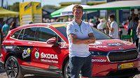 Andy Schleck plní na Tour de France roli ambasadora týmu We Love Cycling.