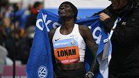 Izraelská reprezentantka Lonah Salpeterová vyhrála Pražský maraton v novém traťovém rekordu 2:19:45. Dostala se na čtvrté místo letošních tabulek.