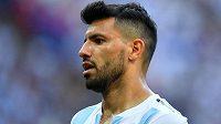 V nominaci Argentiny na mistrovství Jižní Ameriky je i útočník Sergio Agüero z Manchesteru City