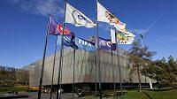 Sídlo FIFA v Curychu.