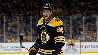 Hokejového útočníka Davida Pastrňáka z Bostonu zasáhla obrovská tragédie.