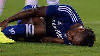 Didier Drogba si v zápase s Ferencvárosem poranil kotník.