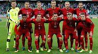 Základní sestava české reprezentace pro utkání kvalifikace o postup na MS 2018 na půdě Severního Irska.