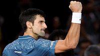 Král Nole! Srbský tenista Novak Djokovič je po bezmála dvou letech znovu v čele světového žebříčku.
