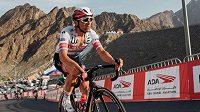 Cyklista Richeze po vyléčení nákazy opustil nemocnici