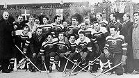 Hokejoví mistří světa z roku 1949