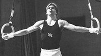 Americký gymnasta Kurt Thomas zemřel na infarkt