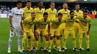 Fotbalisté Villarrealu - ilustrační foto
