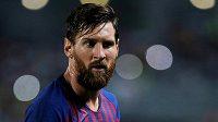 Barcelonský klenot Lionel Messi se letos už v argentinské reprezentaci neobjeví.