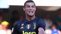 Cristiano Ronaldo by rád pomohl Juventusu k triumfu v Lize mistrů.