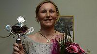 Veronika Kozelská-Fenclová triumfovala v kategorii žen v anketě Jachtař roku 2015.