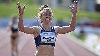 Čtvrtkařka Barbora Malíková se kvalifikovala na olympijské hry v Tokiu, na mistrovství republiky výrazně vylepšila osobní rekord.