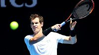 Andy Murray se připravuje na Australian Open.