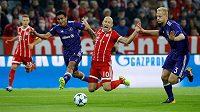 Fotbalisté Anderlechtu prohráli v Lize mistrů s Bayernem, vedení belgického mistra teď odvolalo kouče Reného Weilera.