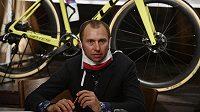 Cyklokrosař Emil Hekele měl pozitivní dopingový nález. Obsahoval oxandrolon a clenbuterol.