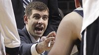 Brad Stevens se stal novým koučem basketbalistů Bostonu.