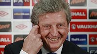 Nový trenér anglické fotbalové reprezentace Roy Hodgson