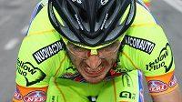 Italský cyklista Fabio Taborre byl potrestán za doping.