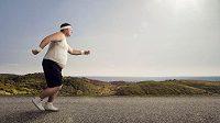 Běhat lze naštěstí vždy, ať už je BMI jakýkoli.