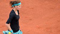Zklamaná tenistka Lucie Šafářová nestačila na Jekatěrinu Alexandrovovou z Ruska.