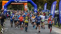 Trať z Prahy-Braníka do Dobříše opět ožila. O nejstarší český maraton byl zájem.