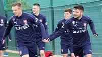 Fotbalová lvičata se připravují na novou kvalifikaci na jihu Španělska.