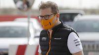 Šéf týmu formule 1 McLaren Andreas Seidl prozradil senzační novinku.