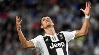 Nepěkné obvinění se sneslo na hlavu hvězdy Juventusu Cristiana Ronalda.