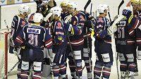 Radost hokejistů Chomutova (ilustrační foto)