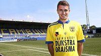 Talentovaný Dominik Mašek v novém působišti - týmu SC Cambuur Leeuwarden.