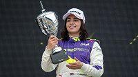 Loňská vítězka ženského formulového šampionátu Jamie Chadwicková se spolu se svými kolegyněmi představí v rámci závodů formule 1.