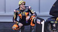 Australský motocyklista Remy Gardner.