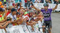 Čtvrtý cyklista konečného pořadí letošní Tour de France Mikel Landa po sezóně odejde ze stáje Sky do Movistaru.