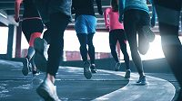Halové rekordy na maratonskou vzdálenost představují zajímavou abnormalitu. (ilustrační foto)