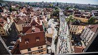 Maraton se v Praze běhá už více než čtvrt století.