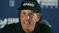 Golfista Phil Mickelson