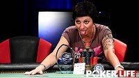 Veronika Kokočeva vyhrála v hlavním turnaji České pokerové tour přes 200.000 Kč