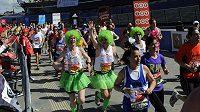 Londýnský maratón skončil letos tragédií.