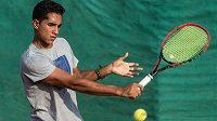 Egyptský tenista Youssef Hossam dohrál. Bylo odhaleno, že ovlivňoval zápasy.