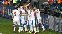 Čeští fotbalisté obrali favorita o body, s Chorvatskem v samém závěru vyrovnali na 2:2.